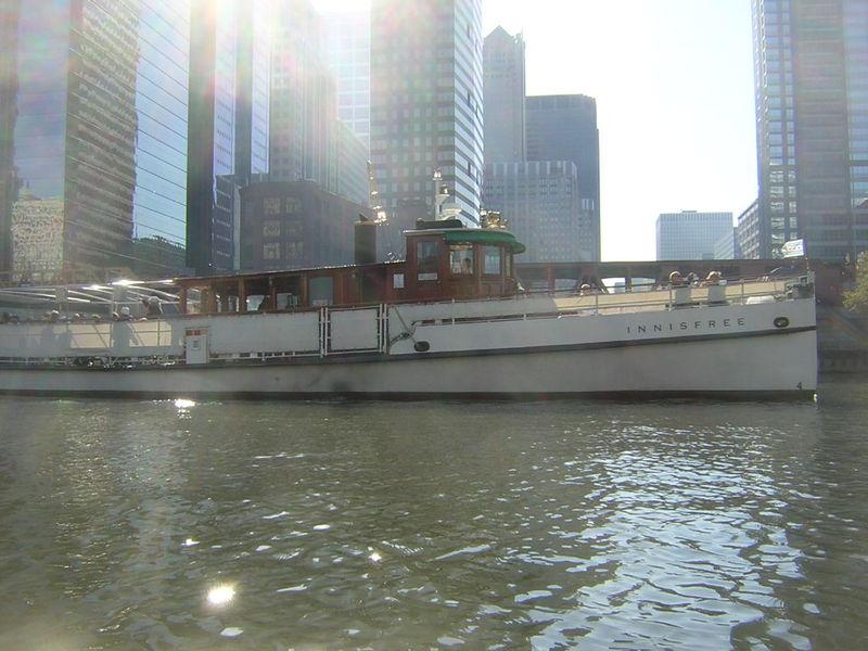 Innisfree tour boat