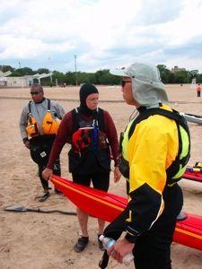 Rescue practice 2