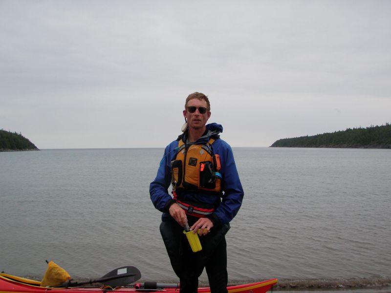 GB Tom at Dunk's Bay