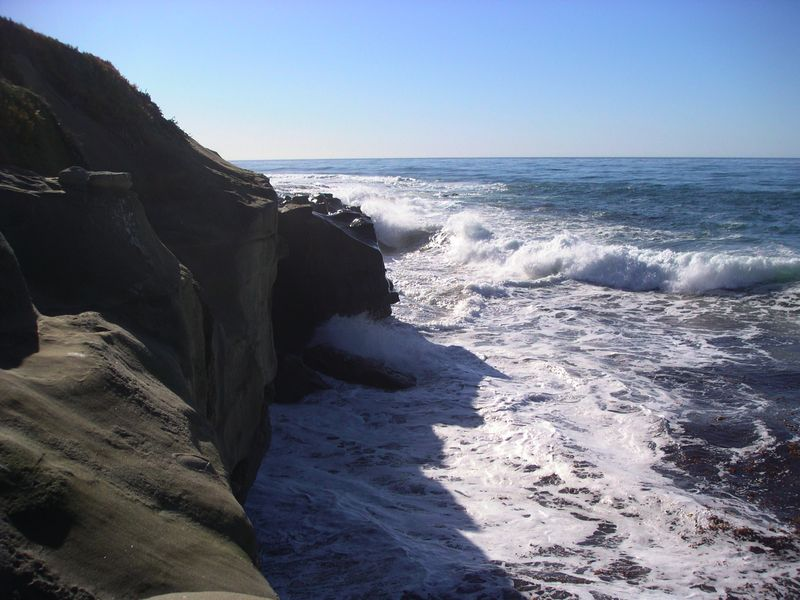 SD Cliff Face Waves