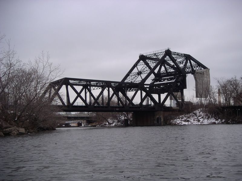 Saber-Tooth Rail Bridge