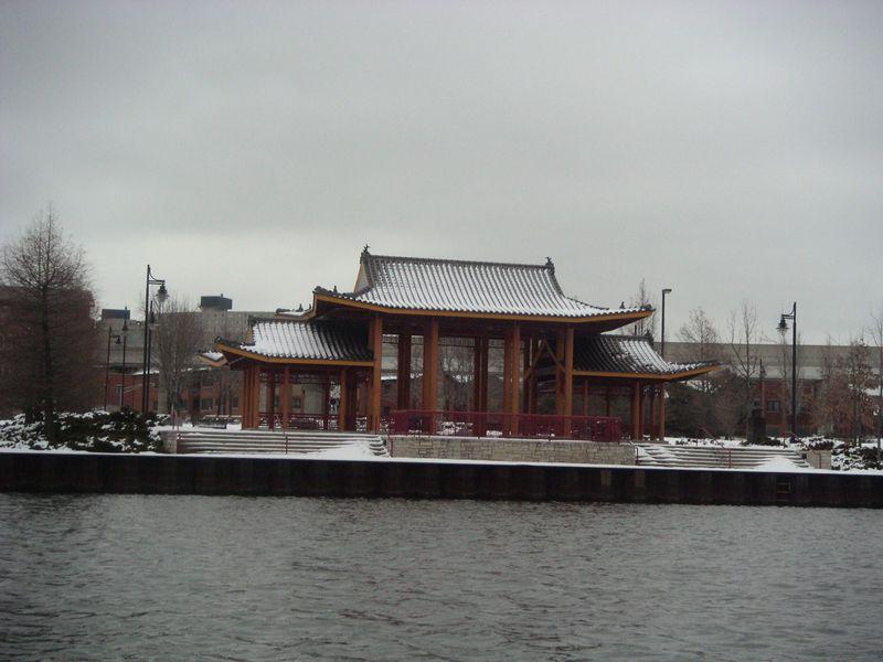 Ping Tom Pavilion