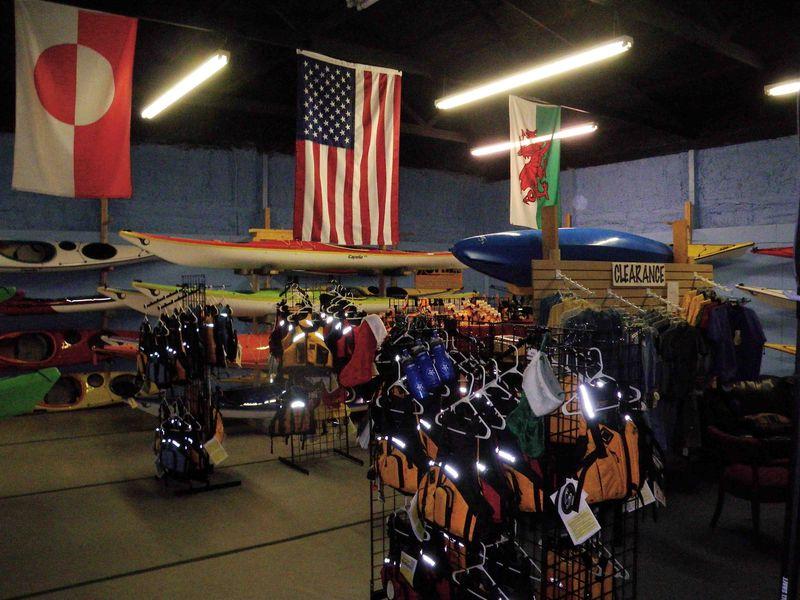 SKC Store Interior