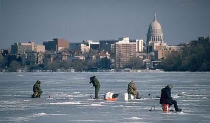 CASKA Ice Fisherman