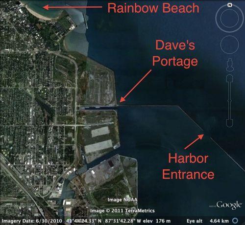 Dave's Portage