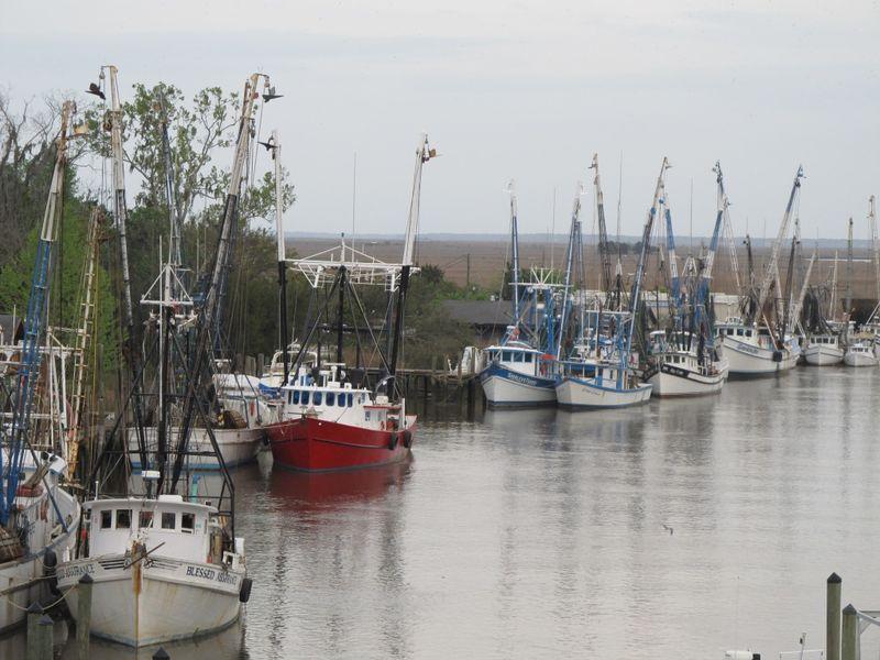 Shrimpboatsdarien