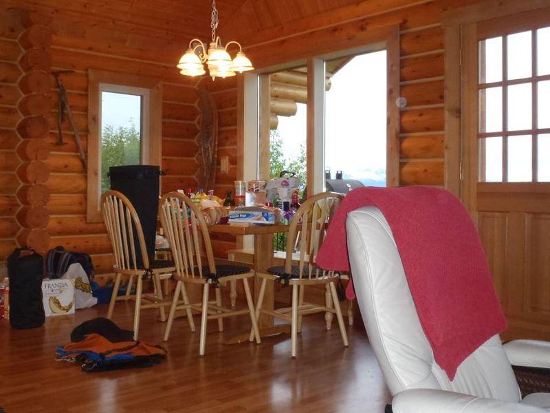 AK -- cabin roughing it