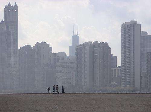 North Avenue Beach 2