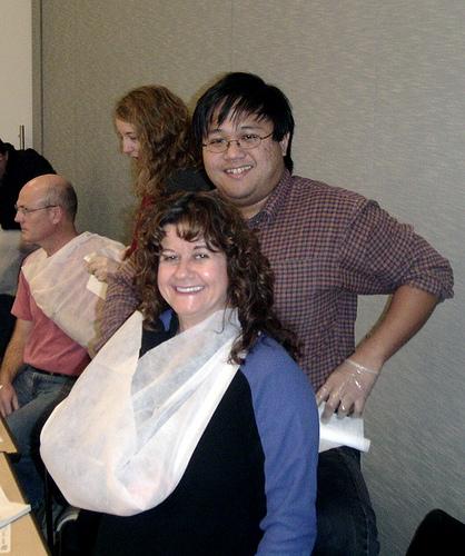 Sharon Broutzas & Henry Nepomuceno